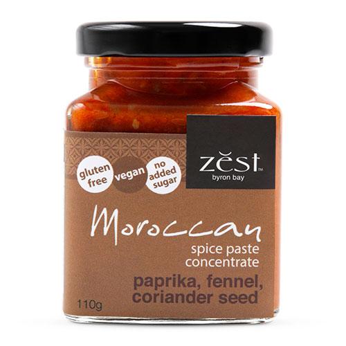 Moroccan Spice Paste - Zest Byron Bay