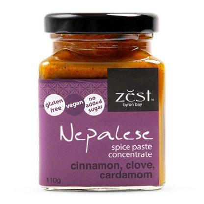 Nepalese Spice Paste - Zest Byron Bay