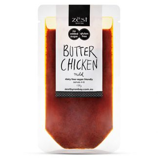 Butter Chicken - Zest Byron Bay