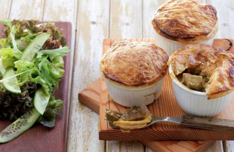 Rogan Josh Pot Pies
