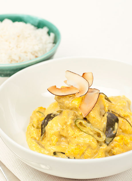 Fish Curry : Zest Byron Bay